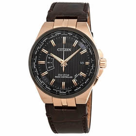Citizen CB0168-08E World Perpetual A-T Mens Eco-Drive Watch