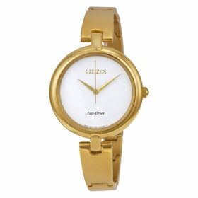 Citizen EM0222-82A Silhouette Bangle Ladies Eco-Drive Watch