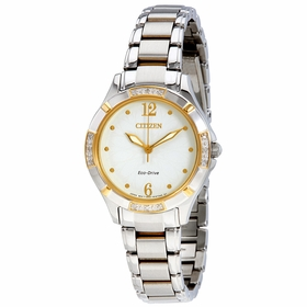 Citizen EM0454-52A Diamond Ladies Eco-Drive Watch