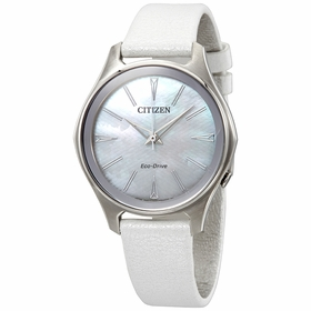 Citizen EM0590-03D Modena Ladies Eco-Drive Watch