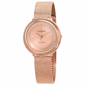 Citizen EM0643-50X L Ambiluna Ladies Eco-Drive Watch