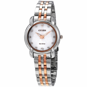 Citizen EM0716-58A Jolie Ladies Eco-Drive Watch