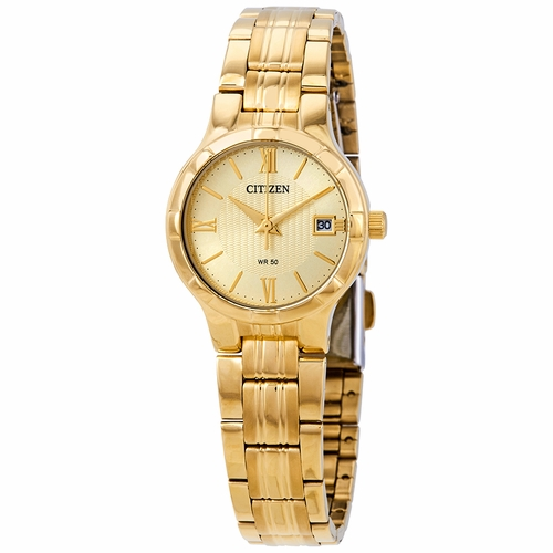 Citizen EU6022-54P  Ladies Quartz Watch