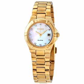 Citizen EW1532-61D Eco-Drive Ladies Eco-Drive Watch
