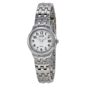 Citizen EW1540-54A Silhouette Ladies Eco-Drive Watch