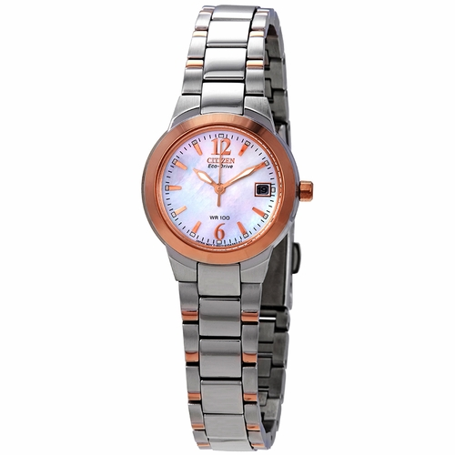Citizen EW1676-52D Silhouette Ladies Eco-Drive Watch