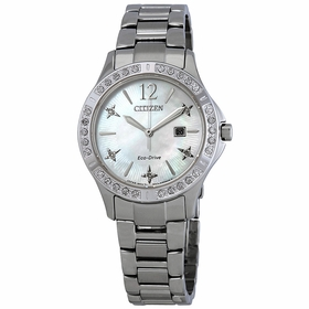 Citizen EW2510-50D Elektra Ladies Eco-Drive Watch