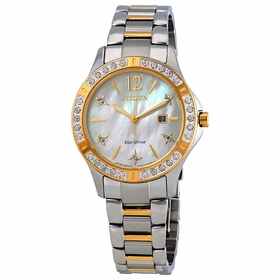 Citizen EW2514-59D Elektra Ladies Eco-Drive Watch