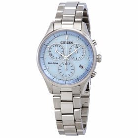 Citizen FB1440-57L Chandler Ladies Chronograph Eco-Drive Watch