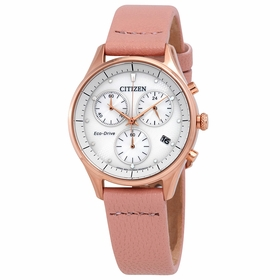 Citizen FB1443-08A Chandler Ladies Chronograph Eco-Drive Watch