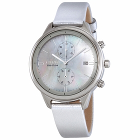Citizen FB2000-03D Chandler Ladies Chronograph Eco-Drive Watch