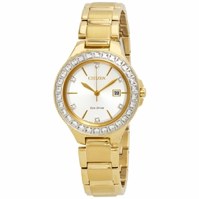 Citizen FE1192-58A Silhouette Crystal Mens Eco-Drive Watch