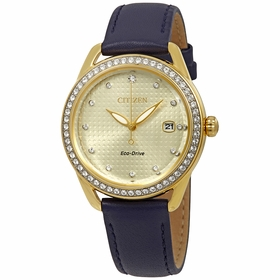 Citizen FE6112-09P LTR Ladies Quartz Watch