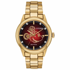 Citizen FE7082-53W Disney Year of the Mouse Unisex Eco-Drive Watch