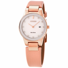 Citizen GA1058-08A Axiom Ladies Eco-Drive Watch