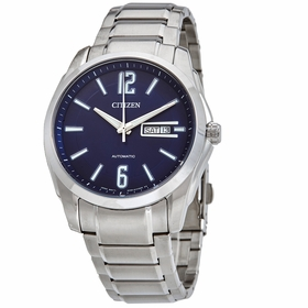 Citizen NH7490-55L  Mens Automatic Watch