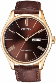 Citizen NH8363-14X  Mens Automatic Watch