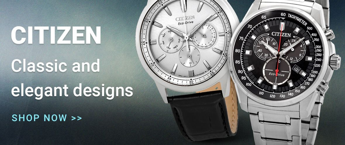 Citizen: Save Up to 52% At Our Sales Event | Shop Now
