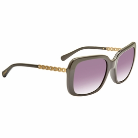 Coach 0HC8237F 5002T3 57  Ladies  Sunglasses