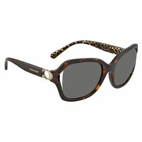 Coach 0HC8238 550787 57  Ladies  Sunglasses