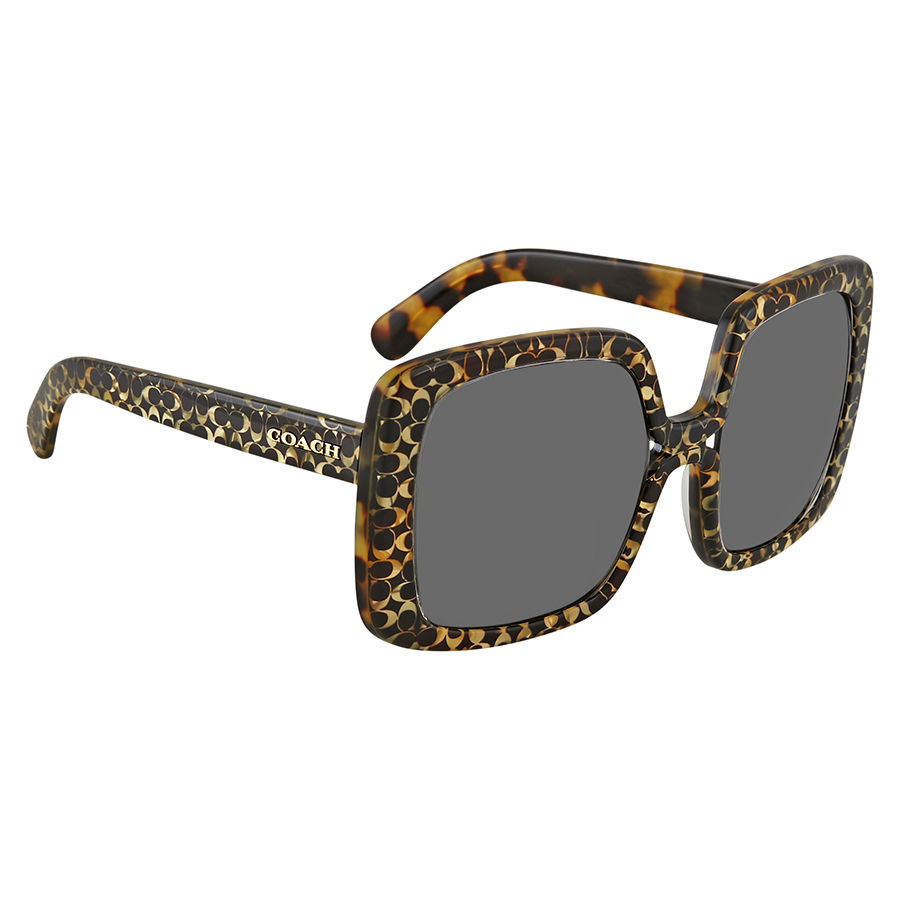 1124dab3913b ... uk coach 0hc8245 551987 56 ladies sunglasses 030d2 e45a8