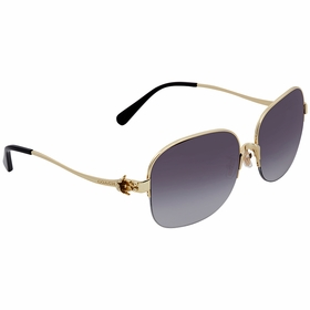 Coach HC7068-929111-58  Ladies  Sunglasses