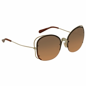 Coach HC7081 929218 58  Ladies  Sunglasses