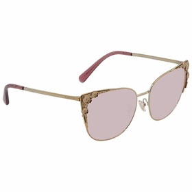 Coach CH7085 90051T 56  Ladies  Sunglasses