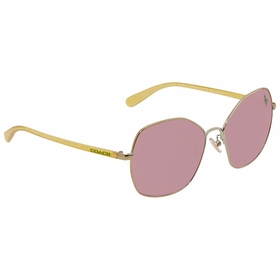 Coach HC7091 900584 56  Ladies  Sunglasses