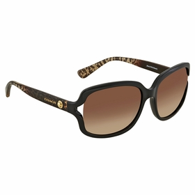 Coach HC8169 535313 57  Ladies  Sunglasses