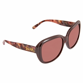 Coach HC8207 550975 57 HC8207   Sunglasses
