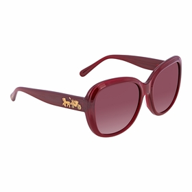 Coach HC8207F 54508H 57  Ladies  Sunglasses