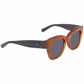 Coach HC8213F 547187 56 HC8213F Ladies  Sunglasses