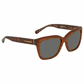 Coach HC8230 550487 57  Ladies  Sunglasses
