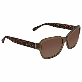 Coach HC8232 550813 56  Ladies  Sunglasses