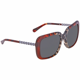 Coach HC8237F 551987 57 HC8237 Ladies  Sunglasses