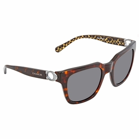 Coach HC8240 550787 52  Ladies  Sunglasses