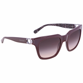 Coach HC8240 55203B 52  Ladies  Sunglasses
