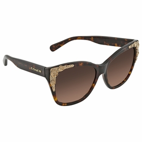 Coach HC8244 541713 56  Ladies  Sunglasses