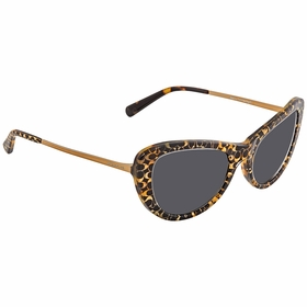 Coach HC8247 551987 53 HC8247 Ladies  Sunglasses