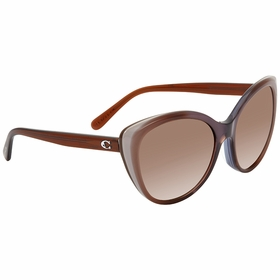 Coach HC8260F 553413 55  Ladies  Sunglasses