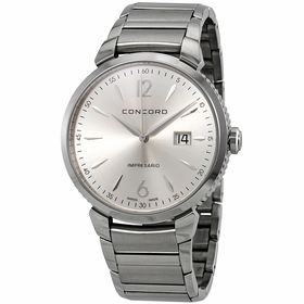 Concord 0320323 Impresario Mens Quartz Watch