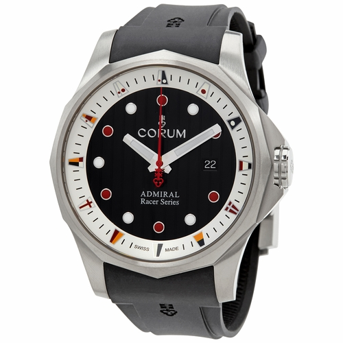 Corum Admiral's Cup Racer Automatic Men's Titanium Watch