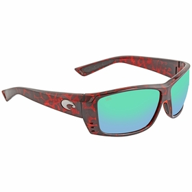 Costa Del Mar AT 10 OGMGLP Cat Cay Mens  Sunglasses