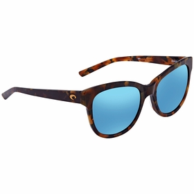 Costa Del Mar BIM 241 OBMGLP Bimini Ladies  Sunglasses