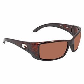 Costa Del Mar BL 10 OCP Blackfin Mens  Sunglasses