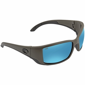 Costa Del Mar BL 198 OBMGLP Blackfin Mens  Sunglasses