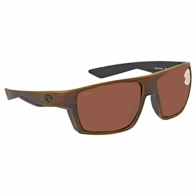 Costa Del Mar BLK 103 OCP Bloke Mens  Sunglasses