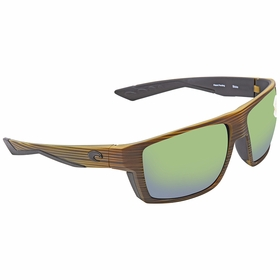 Costa Del Mar BLK 103 OGMP Bloke Mens  Sunglasses
