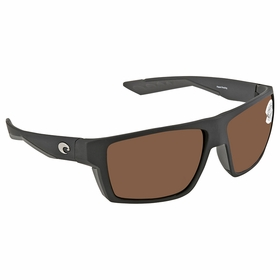 Costa Del Mar BLK 124 OCGLP Bloke   Sunglasses
